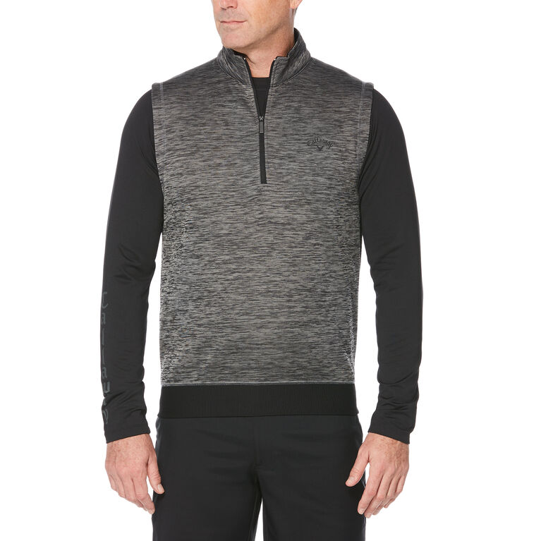 Callaway Water Repellent 1/4 Zip Golf Vest