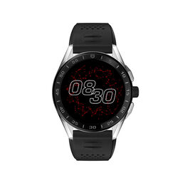 Connected Rubber Smartwatch