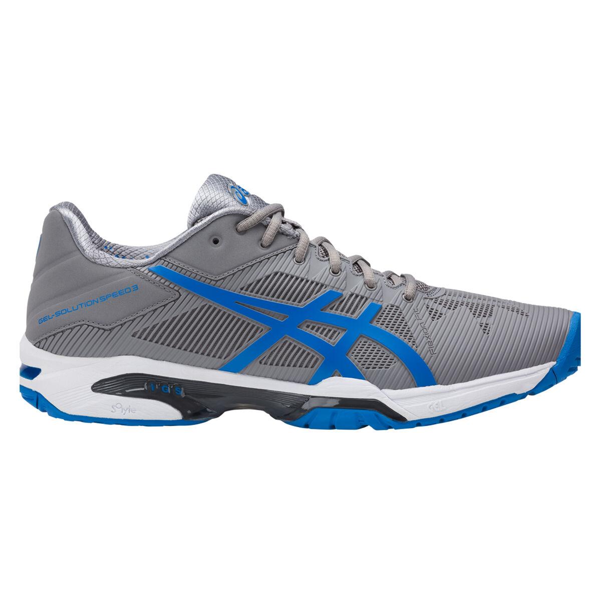 online store 7a9db 94099 Images. Asics GEL-Solution Speed 3 Men  39 s Tennis Shoe - Grey