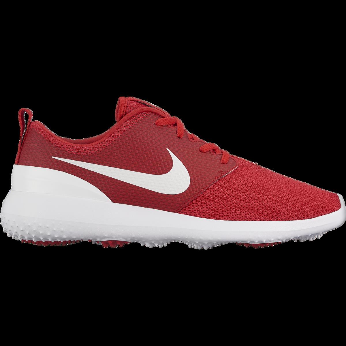 Nike Roshe G Men s Golf Shoe - Red White d3a7a9892