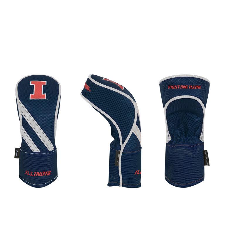 Team Effort Illinois Fighting Illini Hybrid Headcover