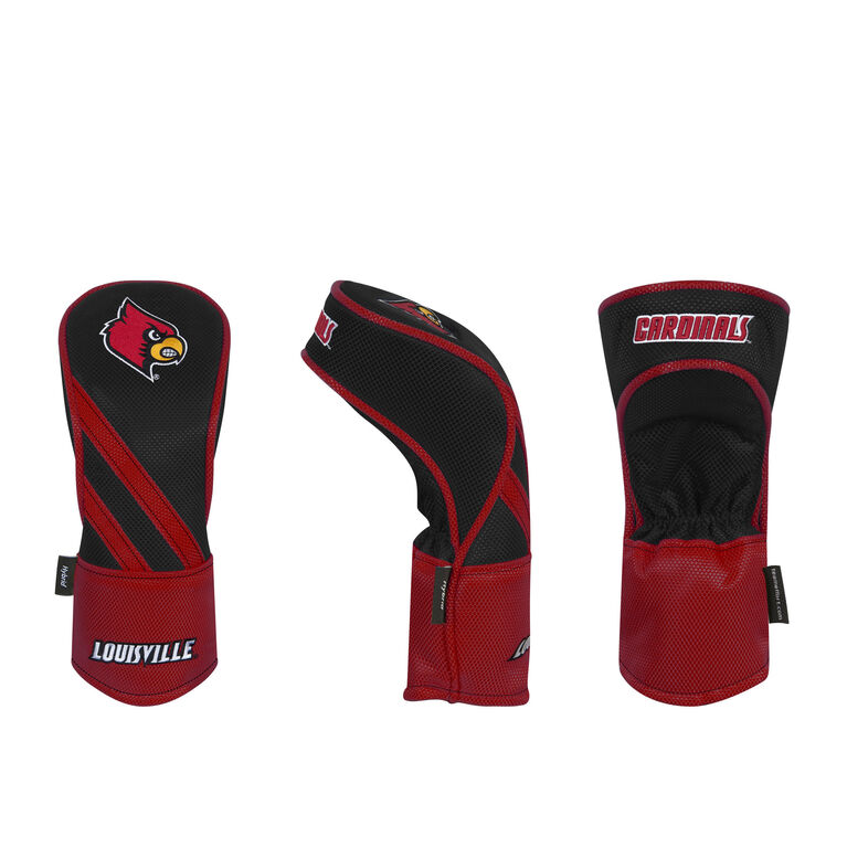 Team Effort Louisville Cardinals Hybrid Headcover