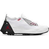 Jordan ADG 2 Men's Golf Shoe - White/Red