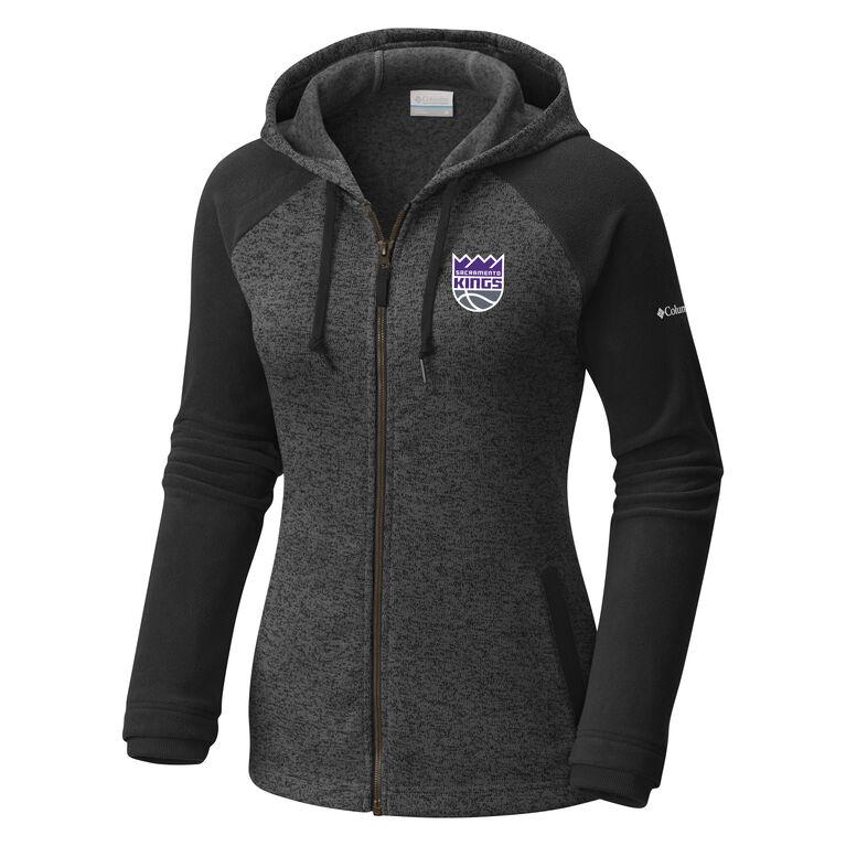Sacramento Kings Women's Full Zip Hoodie