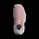 Alternate View 7 of Solematch Bounce Women's Tennis Shoe - Grey/Orange