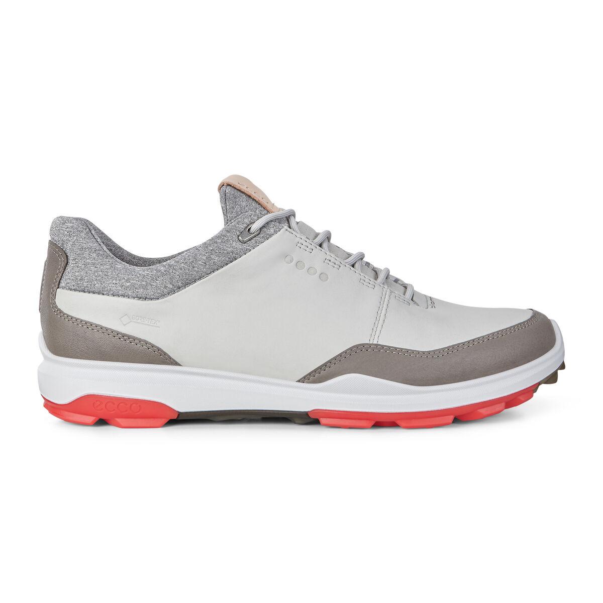 ef64b774 BIOM Hybrid 3 GTX Men's Golf Shoe - Grey/Red