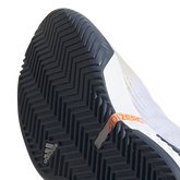 Alternate View 8 of Adizero Ubersonic 3 Men's Tennis Shoe - White/Blue