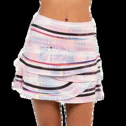 Lattice Scallop Skirt