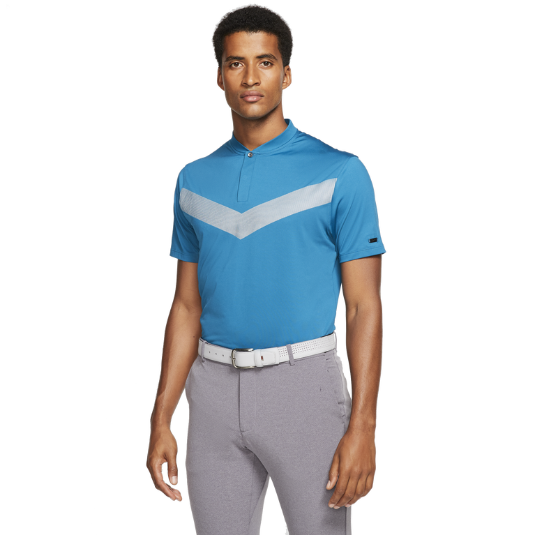 Dri-FIT Tiger Woods Vapor Reflector Blade Men's Golf Polo