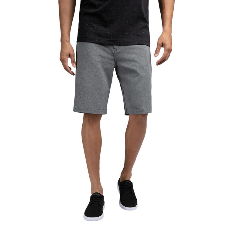 Beverage Run Pinstripe Short