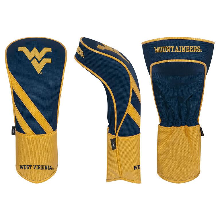 Team Effort West Virginia Mountaineers Driver Headcover