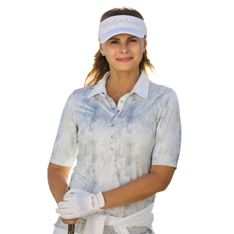 Daily Sports Sling Elbow Sleeve Polo