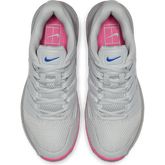Alternate View 6 of Air Zoom Prestige Women's Tennis Shoe - Grey/Pink