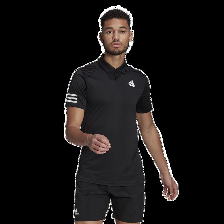 Club 3-Stripe Men's Tennis Polo Shirt