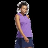 Sleeveless Polo Shirt