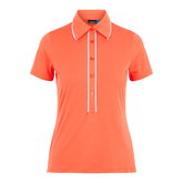 Alternate View 6 of Flor Ultra Light Jersey Polo Shirt