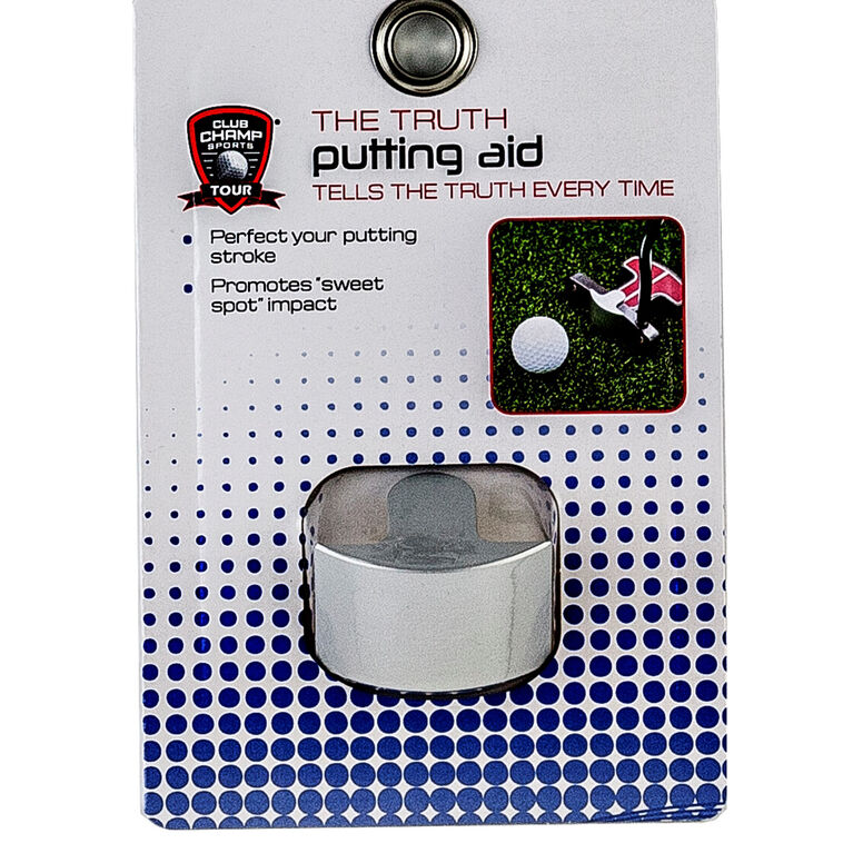 Golf Gifts & Gallery Truth Putt Aid in package