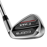 Cobra F-MAX Superlite 5-PW Iron Set w/ Steel Shafts