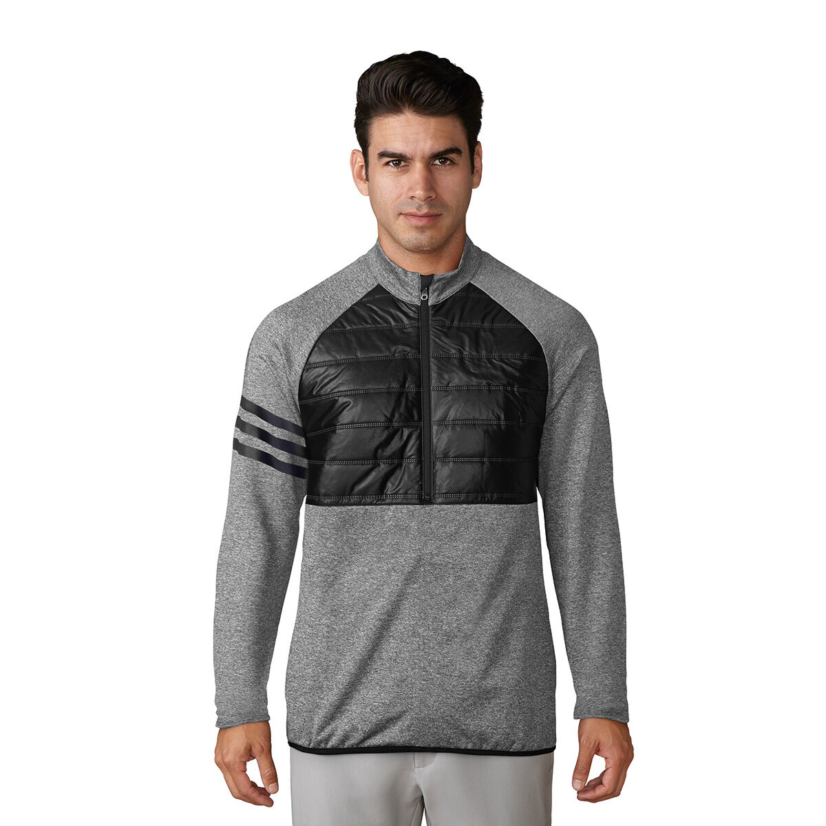 ff36cc70d adidas climaheat Competition Quilted 1/4 Zip Pullover