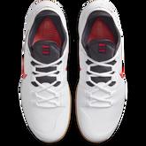 Alternate View 7 of Air Max Wildcard Men's Tennis Shoe - White/Red