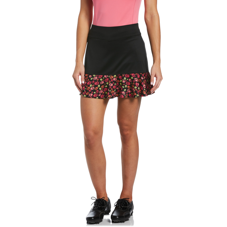 Ditsy Floral Collection: Funfetti Floral Print Flounce Golf Skort