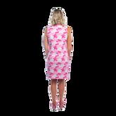 Alternate View 3 of St. Regis Sleeveless Coral Print Dress