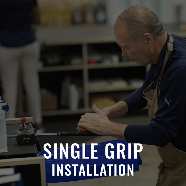 Single Grip Installation