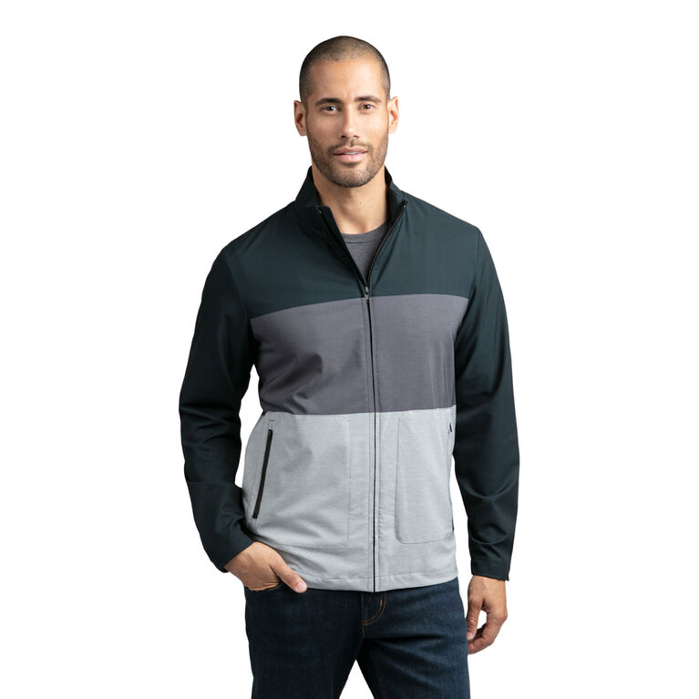 Johnson Colorblock Full Zip Jacket