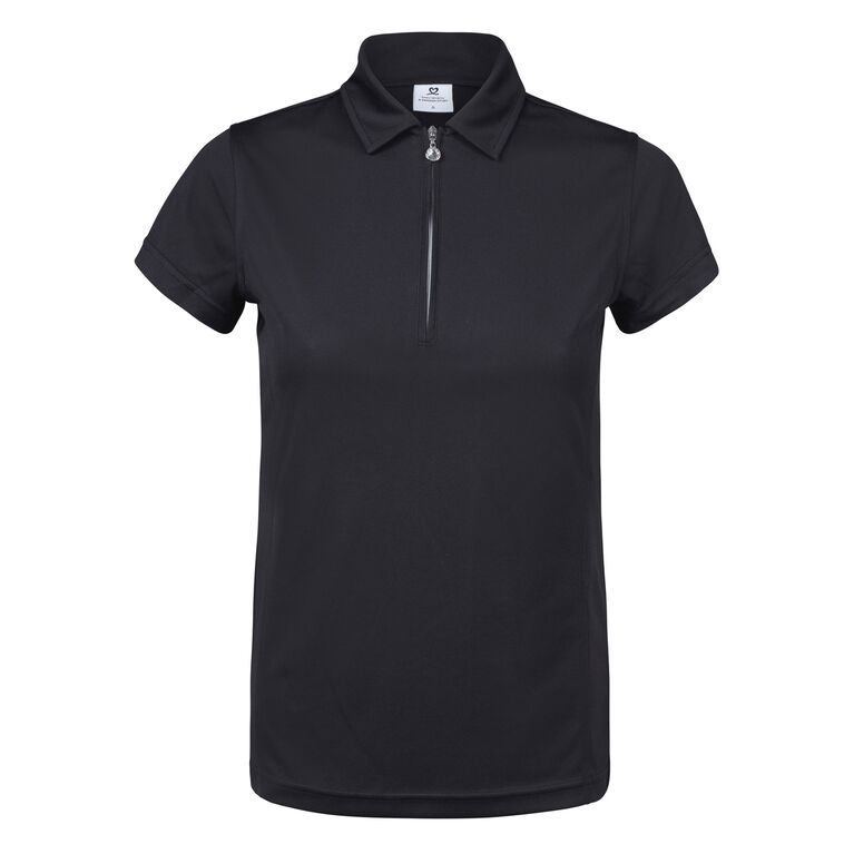 Macy Black Polo