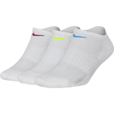 W Everyday Cushioned No-Show Training Socks (3 Pair)