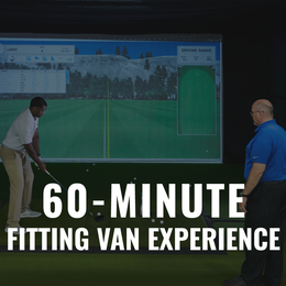 Fitting Van Experience 60 Minute Gift Certificate