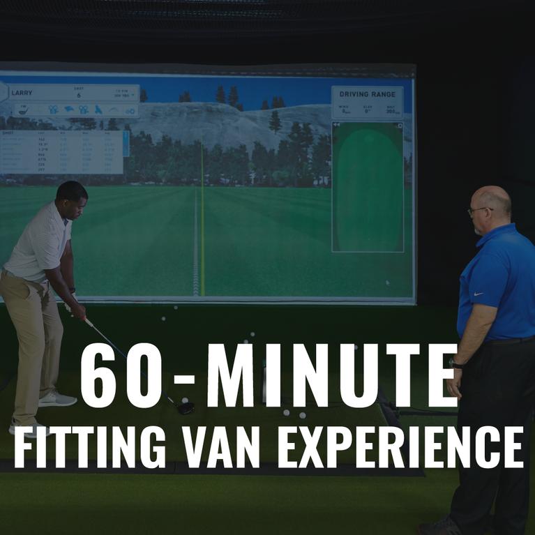 Fitting Van Experience 60 Minute Gift Certificate