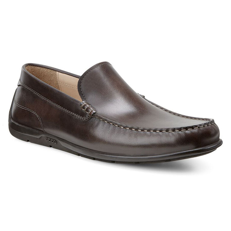 ECCO Classic Moc 2.0 Men's Shoe - Brown