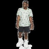 Alternate View 2 of NikeCourt Men's Tie-Dye Swoosh Tennis T-Shirt