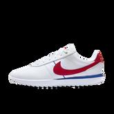 Alternate View 2 of Cortez G Women's Golf Shoe - White/Red