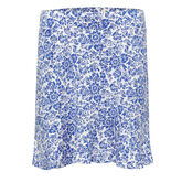 Off The Charts: Lela Printed Skirt