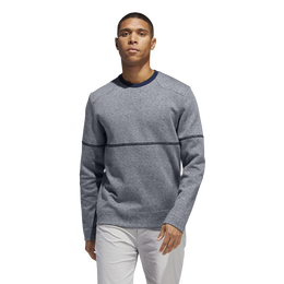 Adicross Heather Fleece Crew Sweatshirt