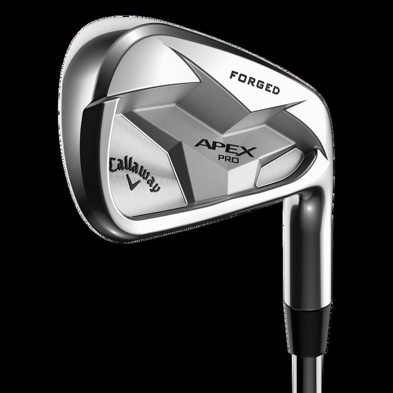 Apex Pro 19 5-PW, AW Iron Set w/ True Temper Catalyst 100 Graphite Shafts