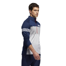 USA Golf 3-Stripes Competition Sweater
