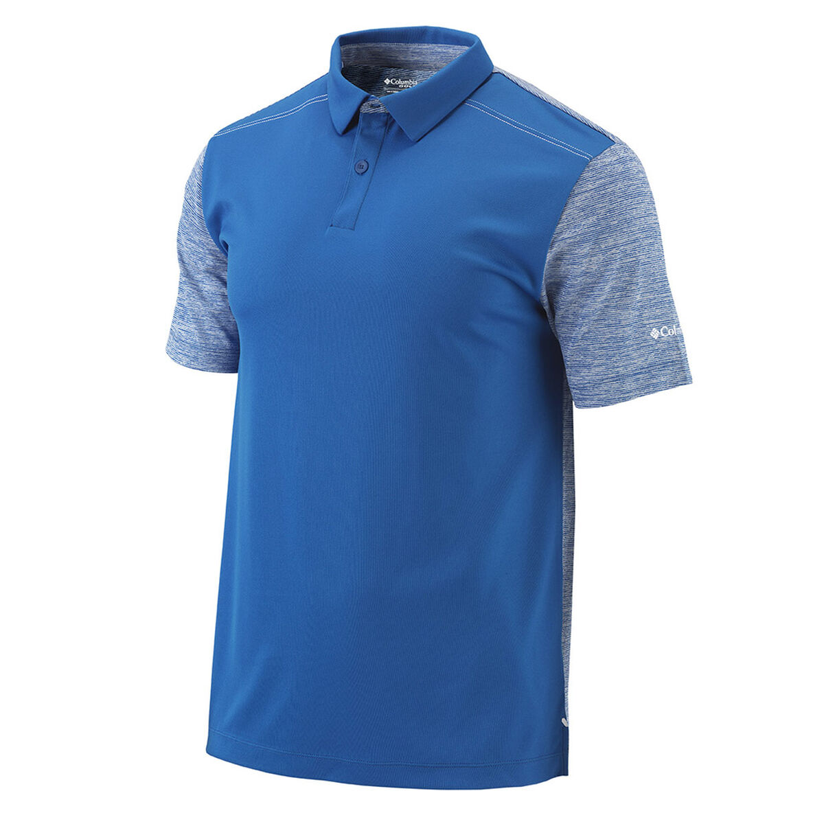 f03a20fa96967 Columbia Omni-Freeze Zero Forged Short Sleeve Polo