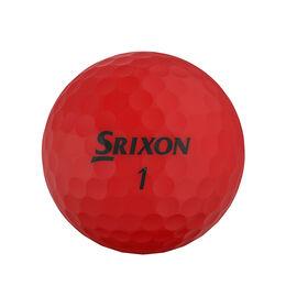 Soft Feel 11 Brite Red Golf Balls