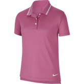 Alternate View 5 of Dri-FIT Victory Girls' Golf Polo