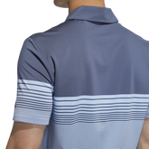 Alternate View 7 of Ultimate365 Gradient Block Stripe Polo Shirt