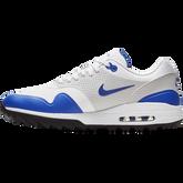 Alternate View 3 of Air Max 1 G Men's Golf Shoe - White/Blue