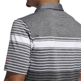 Alternate View 6 of Ultimate365 Engineered Heathered Polo Shirt