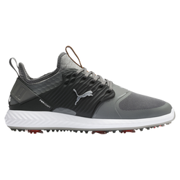 IGNITE PWRADAPT Caged Men's Golf Shoe - Grey/Black