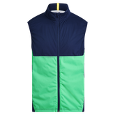 Alternate View 3 of Paneled Interlock Golf Vest