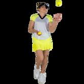 Limonata Collection: Knife Pleated Golf Skort