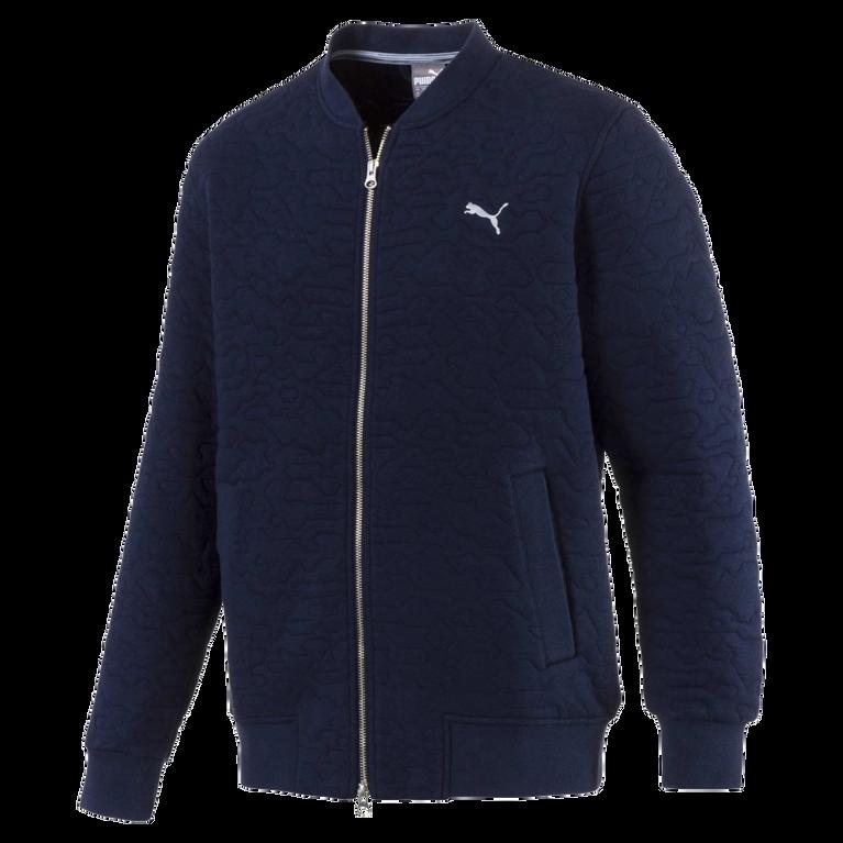 PUMA Camo Bomber Golf Jacket