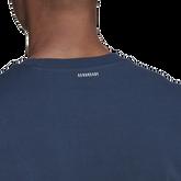 Alternate View 4 of Men's Graphic Logo Tennis Tee Shirt